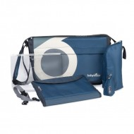 Babymoov – A043548 Geanta multifunctionala Messenger Bag Petrole