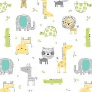 Summer Infant - 55646 Sistem de infasare pentru bebelusi Safari Excursion, 0-3 luni