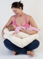 Perna gravide 3 in 1 Bebedeco Somn Usor crem