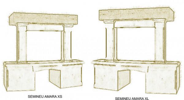 SEMINEU AMARA XL