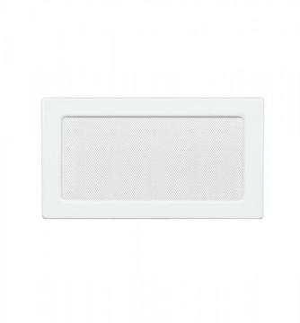 Grila de ventilatie metalica-alb/170 x 300