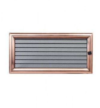 Grila de ventilatie metalica cu inchidere-Regency Clasiq /170 x 370