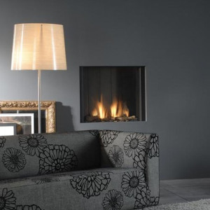 Focar cu Gaz FABER - CLEAR LOG BURNER
