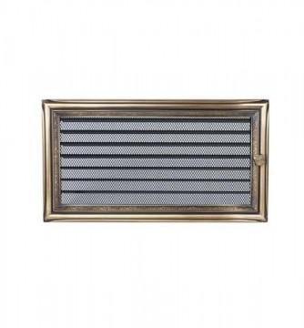 Grila de ventilatie metalica cu inchidere-Regency Rustic /170 x 300