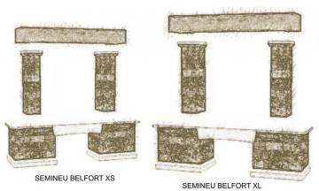 SEMINEU BELFORT XL