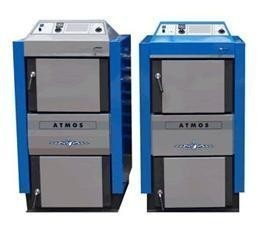 Cazan cu gazeificare ATMOS DC22S 22 KW