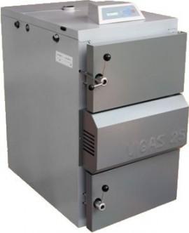 Cazan cu gazeificare VIGAS 60 KW cu sonda lambda