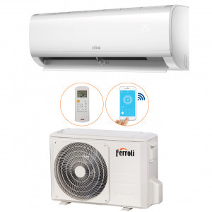 AER CONDITIONAT FERROLI DIAMANT 12000 BTU -WI-FI