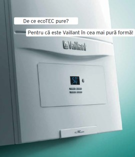 Centrala termica in condensatie VAILLANT WUV 236/7 ECOTECPURE