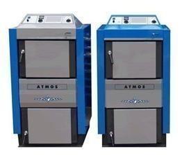 Cazan cu gazeificare ATMOS DC32S 35 KW