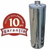 Boiler inox pe lemne MAG 2mm- 10 ANI GARANTIE