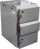 Cazan cu gazeificare VIGAS 100 KW cu sonda lambda