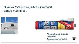 Sikaflex 292 adeziv marina ambalaj 300 ml - la comanda