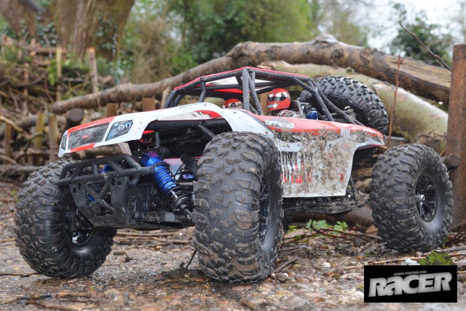 Masina cu telecomanda FTX Outlaw - Automodel Rock Racer