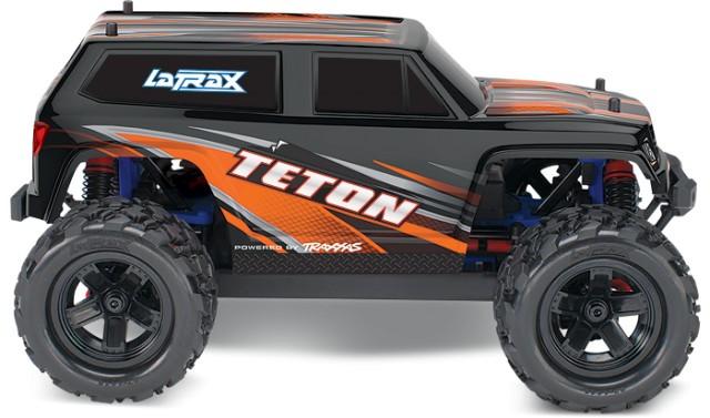 1/18 Monster Truck 4WD