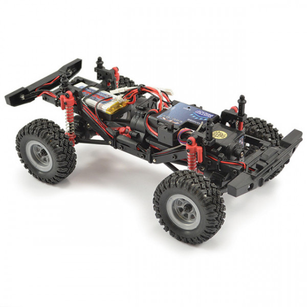 Masina cu telecomanda FTX Outback Mini 2.0 Paso trail crawler FTX5508Y -1