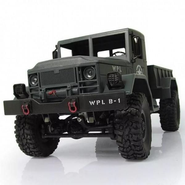 Masina cu telecomanda SST WPL-A Dodge 1/16 4x4 RTR, cu lumini