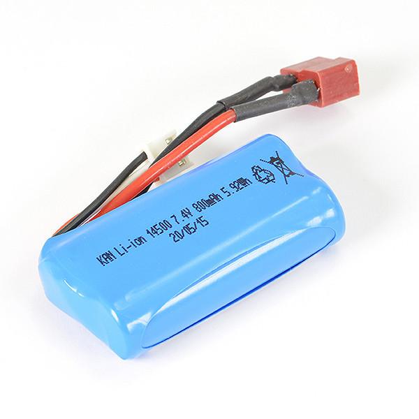Acumulator 7.4V Li-Ion 800 mah