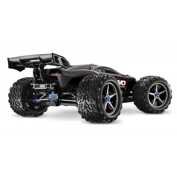 Automodel Traxxas E-Revo Brushless 4x4 cu sistem TSM TQi BlueTooth RTR RC