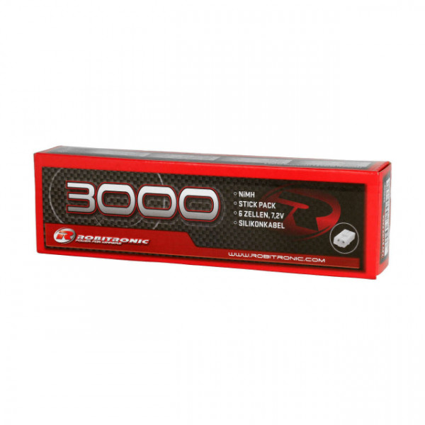 Acumulator nimh 3000 mAh Pentru masini cu telecomanda SC3000