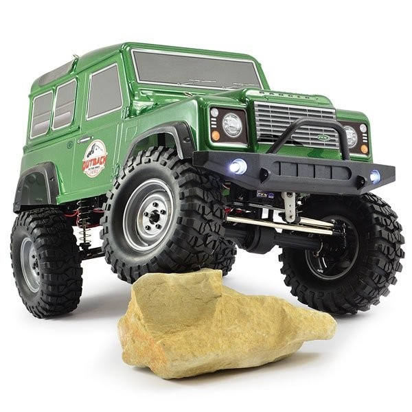 Automodel Trail Offroad FTX OUTBACK 2 Ranger 1/10 4X4 RTR
