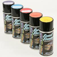 Vopsea Spray pentru Lexan -Grafit metal (Metalic graphite) 150 ml