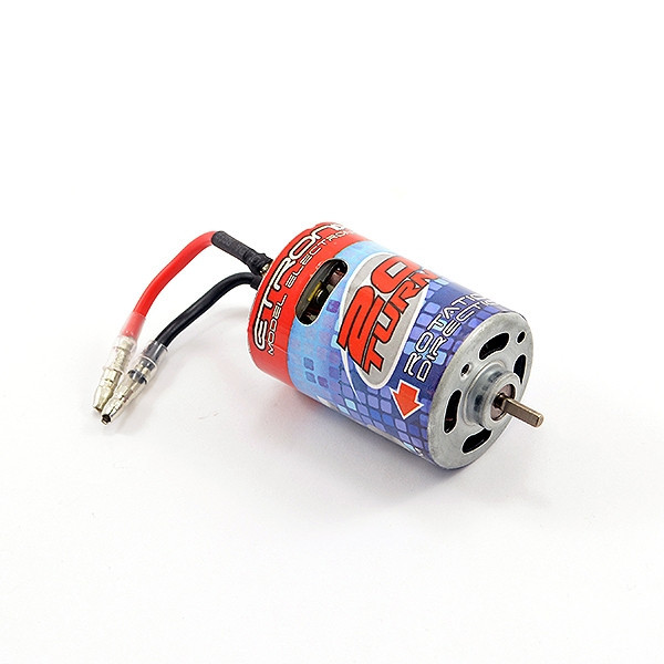 Motor electric brushed pentru masini cu telecomanda