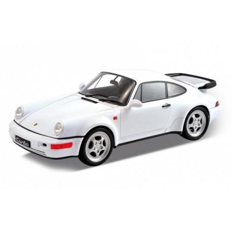 Macheta Diecast Porsche 964 Turbo, Welly