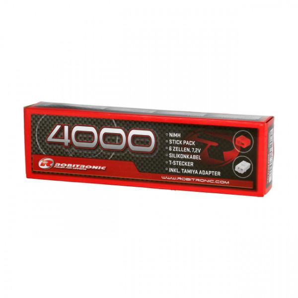 Acumulatori nimh 7.2 V pentru masinute cu telecomanda sc4000t