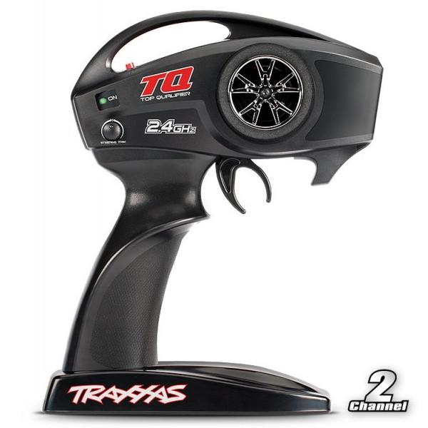 Telecomanda Traxxas Rustler, automodel electric