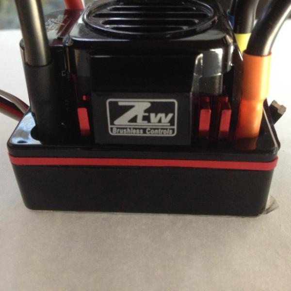 Combo variator ZTW Beast PRO SS 120A + motor SS3674 4.5T
