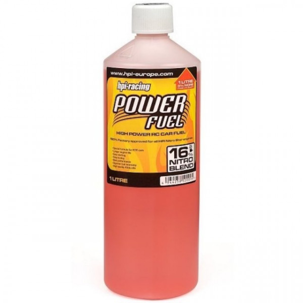 Combustibil Nitro 16% HPI Powerfuel, 1L