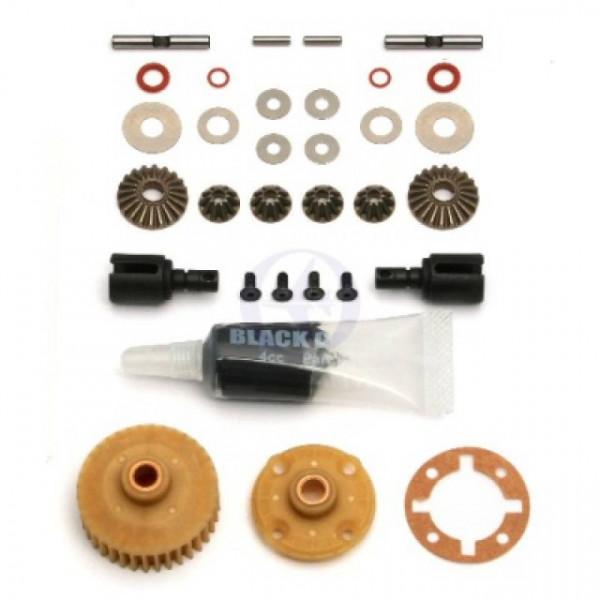 Kit reparare completa diferential pentru Team Associated SC10 4X4