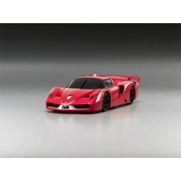 Automodel Kyosho Mini-Z Ferrari LXX Evo MR-03W-MM BCS, culoare rosie