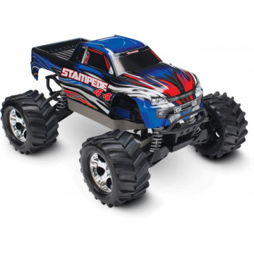 Automodel Traxxas Stampede 4x4 TQ XL-5 Brushed Waterproof RTR