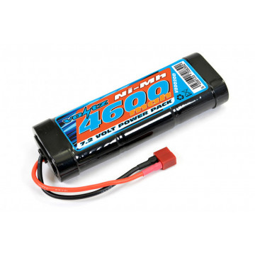 Acumulator NiMh 4600 mah 7.2 Voltz Stick Pack (Conector Deans )