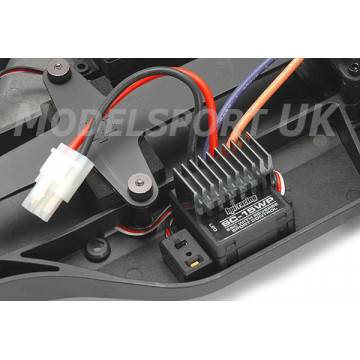 Automodel 1/10 Off Road HPI E-Firestorm 10T Brushed 2WD RTR 2.4GHz cu acumulator si incarcator