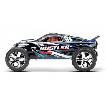 Traxxas Rustler, masina cu telecomanda electrica 2wd