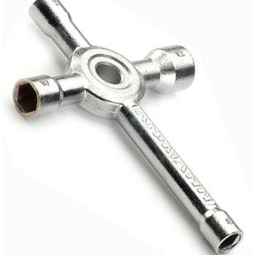 Fastrax Cheie cu Cap Cruce (7.0, 8.0, 10, 12, 17mm)