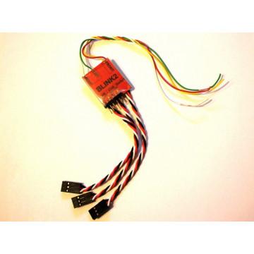modul electronic barcuta lumini