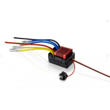 Regulator Hobbywing Quicrun-WP-880 Dual Brushed, pentru barci
