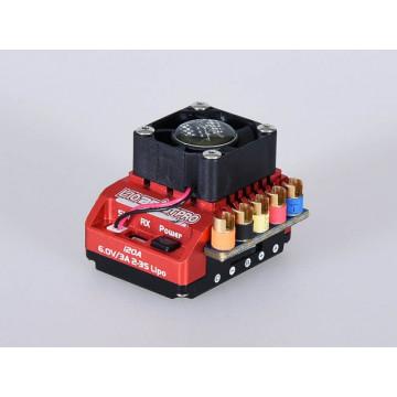 Variator de turatie (ESC) ZTW Beast PRO SS 120A cu senzori