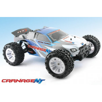 Automodel cu Motor Termic FTX CARNAGE NT 4x4 scara 1/10 RTR