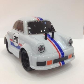 Masina cu telecomanda 1/28 Sinohobby Mini-Q Cartoon Car 4x4 2.4 Ghz