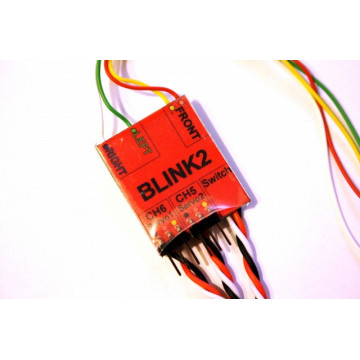 Modul electronic cu memorie pentru actionare servo, basculare 2 cuve si aprindere lumini