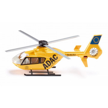 Macheta Elicopter metalic salvare scara 1:55, SIKU
