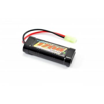 Acumulator NiMh 1700 mah 7.2 Volt Stick Pack  (Conector Mini Tamiya )