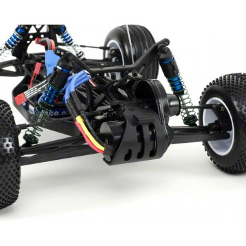 Automodel electric Team Associated T4.2RS Brushless Truggy 2WD RTR 2.4Ghz, scara 1/10