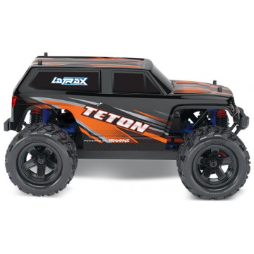 Automodel monster truck LaTrax Teton 1/18 electric brushed RTR