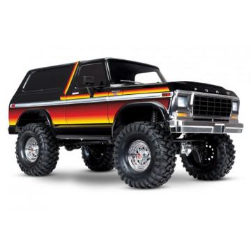 Automodel Trail - Offroad TRAXXAS TRX-4 Ford Bronco XLT 4x4 RTR